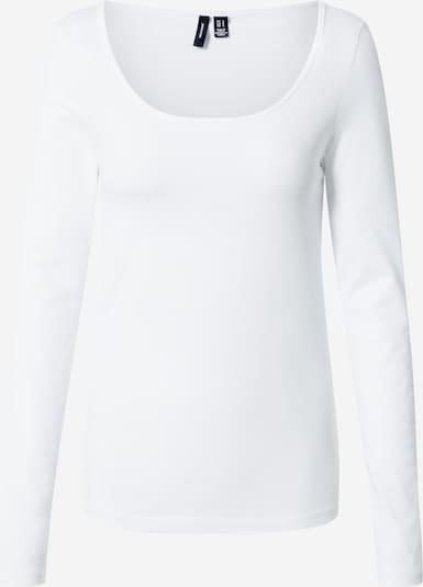 VERO MODA Shirt 'MAXI MY' in weiß, Produktansicht