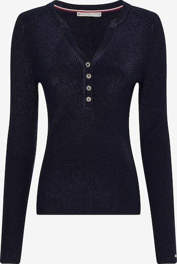 Tommy Hilfiger Curve Pullover in dunkelblau, Produktansicht