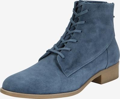 Ekonika Stiefeletten in blau, Produktansicht