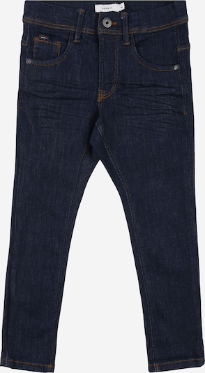 NAME IT Jeans 'NKMBABU' in blue denim: Frontalansicht
