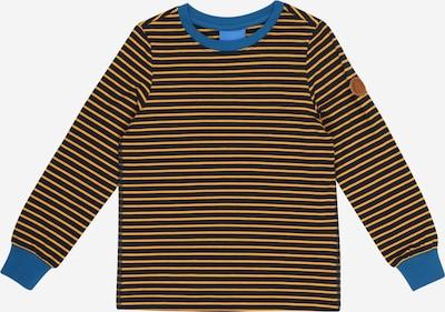 FINKID Shirt in navy / himmelblau / goldgelb, Produktansicht