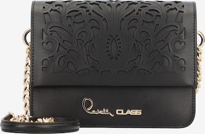 roberto cavalli Milano Umhängetasche Leder 19 cm in schwarz, Produktansicht
