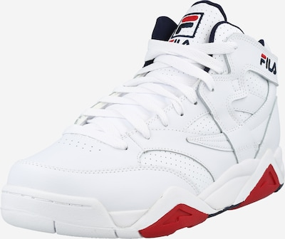 FILA High-Top Sneakers 'M-Squad' in Navy / Red / White, Item view
