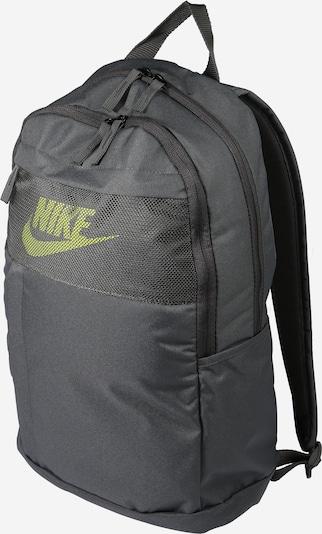 Rucsac sport 'Elemental 2.0' Nike Sportswear pe gri / papură, Vizualizare produs