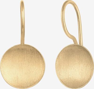 Nenalina Ohrringe Geo in gold, Produktansicht