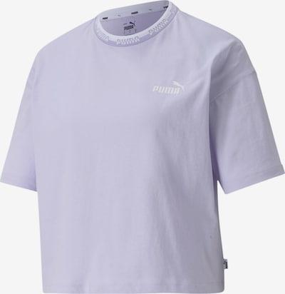 PUMA Functioneel shirt in de kleur Lichtlila, Productweergave