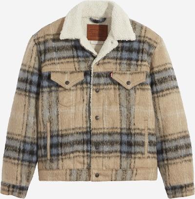 LEVI'S Between-Season Jacket 'VIRGIL' in Camel / Smoke blue / Black, Item view