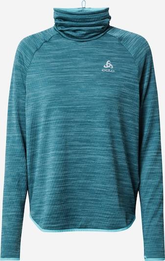 ODLO Performance Shirt in Smoke blue / Dusty blue / White, Item view