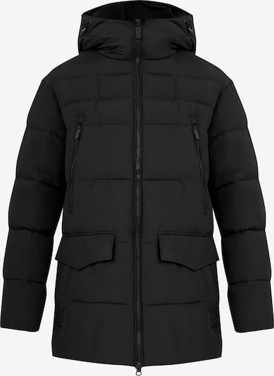 Finn Flare Daunenmantel in schwarz, Produktansicht