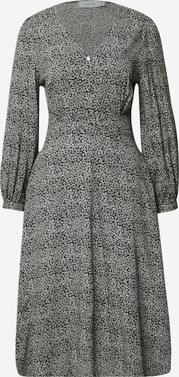 Louche Kleid  'Tuberose' in schwarz / weiß, Produktansicht