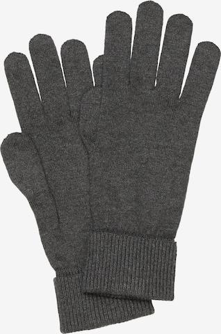 Marc O'Polo Full Finger Gloves in Grey