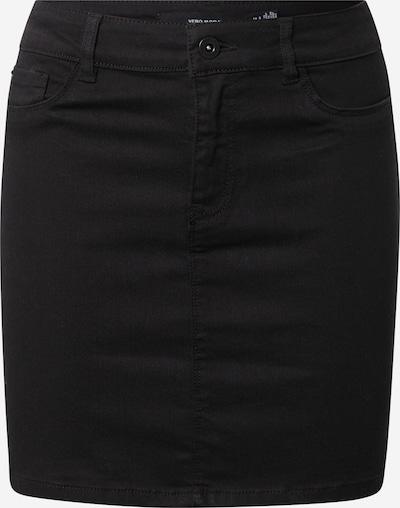 VERO MODA Kjol 'HOTSEVEN' i svart, Produktvy