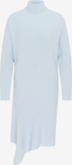 usha WHITE LABEL Pletené šaty - svetlomodrá, Produkt