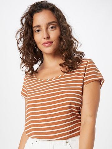 Bluză 'Liane' de la Hailys pe maro