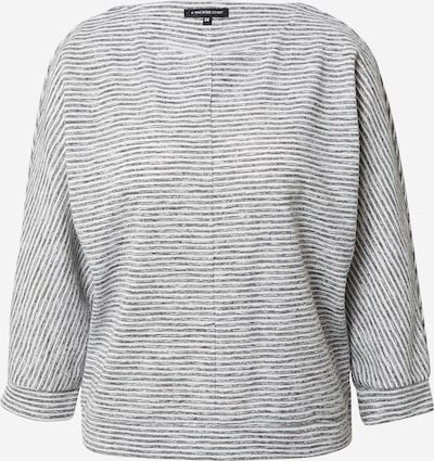 ONE MORE STORY Sweatshirt in de kleur Zwart / Wit, Productweergave