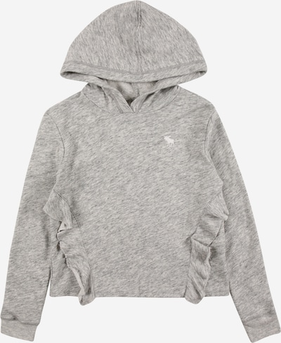 Abercrombie & Fitch Sweatshirt in grey mottled, Item view