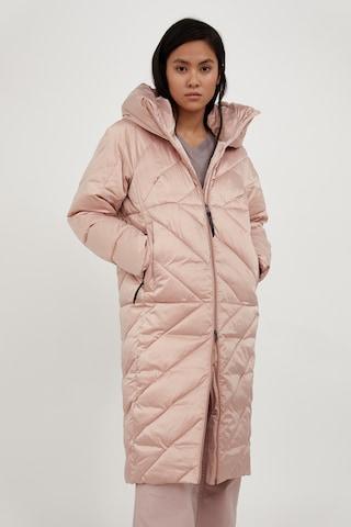 Finn Flare Winter Coat in Pink