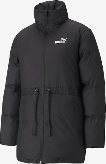 PUMA Winter Jacket in Black, Item view