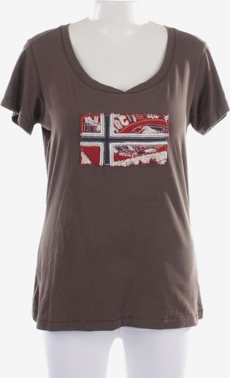 NAPAPIJRI Shirt in XL in schlammfarben, Produktansicht