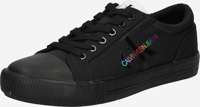 Sneaker low Calvin Klein Jeans pe culori mixte / negru, Vizualizare produs