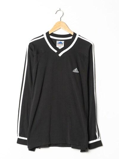 ADIDAS Sweatshirt in XL/XXL in schwarz, Produktansicht