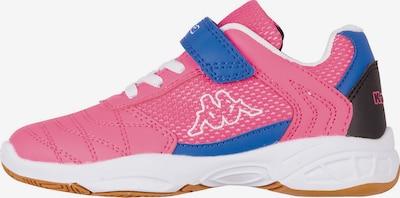 KAPPA Sportschuh in blau / pink / schwarz / weiß, Produktansicht