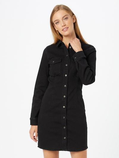 Noisy may Kleid 'JOY' in schwarz, Modelansicht