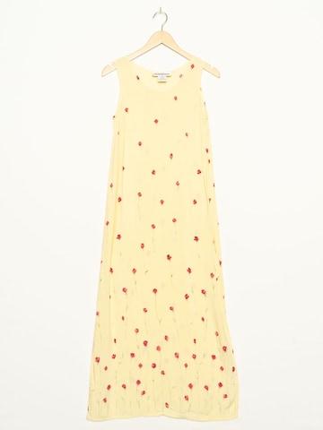 Dress Barn Kleid in XXXS in Gelb