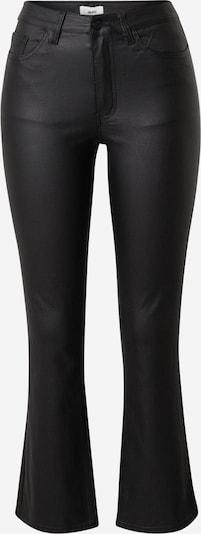 Pantaloni 'Wanda' OBJECT pe negru, Vizualizare produs