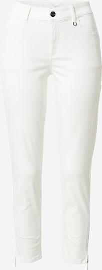 COMMA Jean en blanc, Vue avec produit