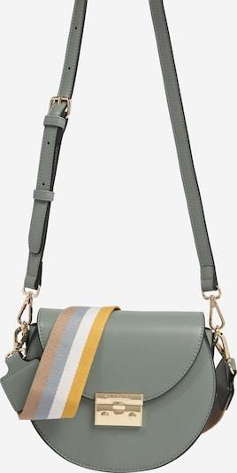 Seidenfelt Manufaktur Tasche 'Sandvika' in hellgrün, Produktansicht