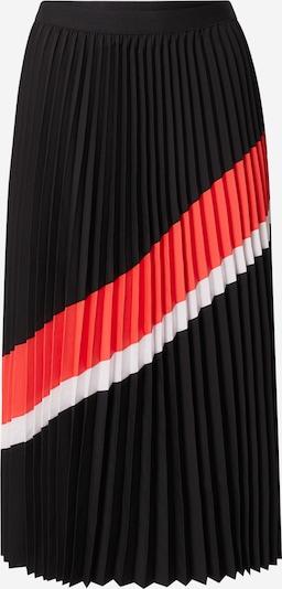 ARMANI EXCHANGE Rok '3KYN06' in de kleur Rood / Zwart / Wit, Productweergave