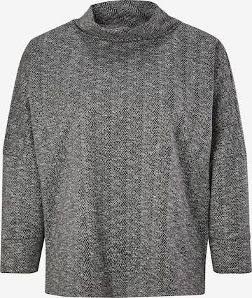 s.Oliver BLACK LABEL Sweatshirt in Grau