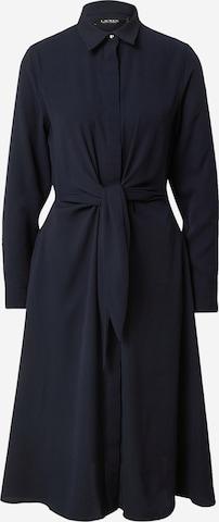 Lauren Ralph Lauren Kleid in Blau