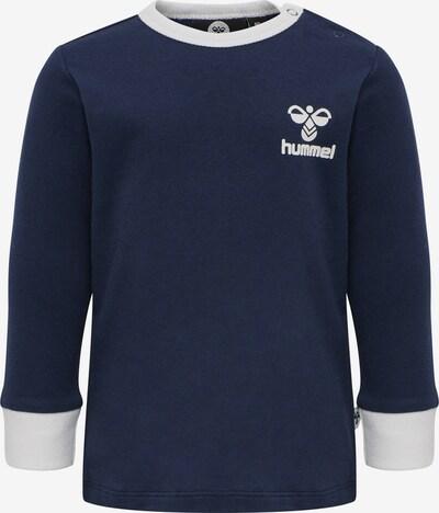 Hummel Shirt in navy / weiß, Produktansicht