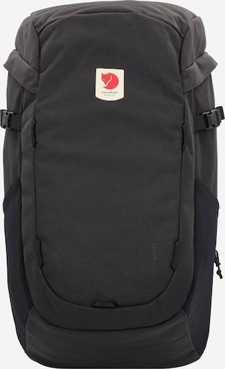 Fjällräven Rucksack in schwarz, Produktansicht