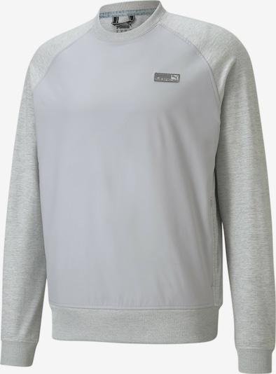 PUMA Sportsweatshirt in de kleur Lichtgrijs / Grijs gemêleerd, Productweergave