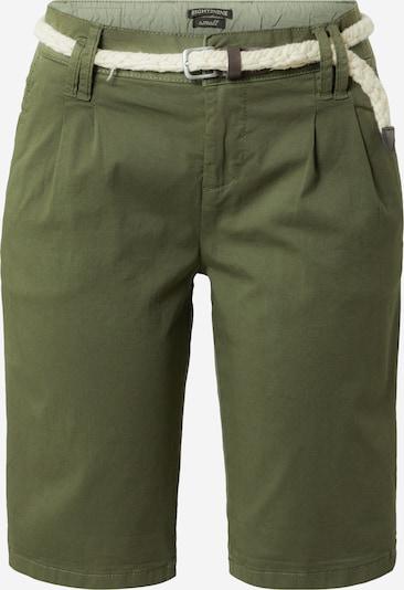 Pantaloni con pieghe Eight2Nine di colore verde, Visualizzazione prodotti
