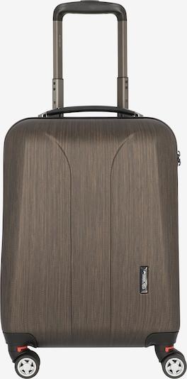March15 Trading Valisette 'New Carat' en brun foncé, Vue avec produit