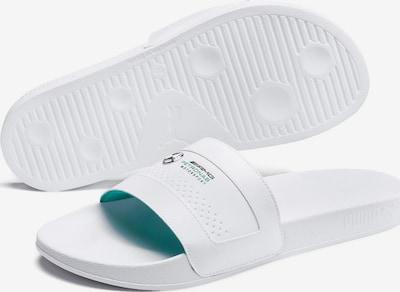 PUMA Badesandale in weiß, Produktansicht