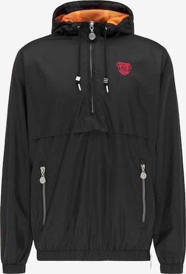 MO Tussenjas in de kleur Zwart, Productweergave