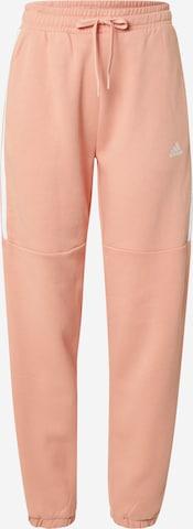 ADIDAS PERFORMANCESportske hlače - narančasta boja