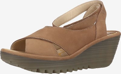 FLY LONDON Sandalen in braun, Produktansicht