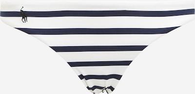 POLO RALPH LAUREN Bikini hlačke | mornarska / bela barva, Prikaz izdelka