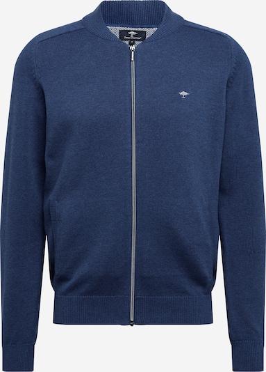 FYNCH-HATTON Strickjacke in dunkelblau, Produktansicht