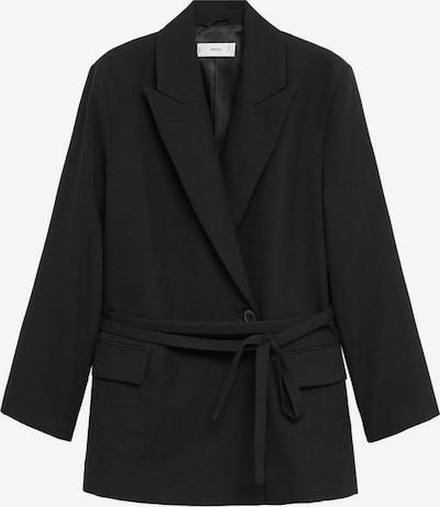 MANGO Blazer 'Hugo' | črna barva, Prikaz izdelka