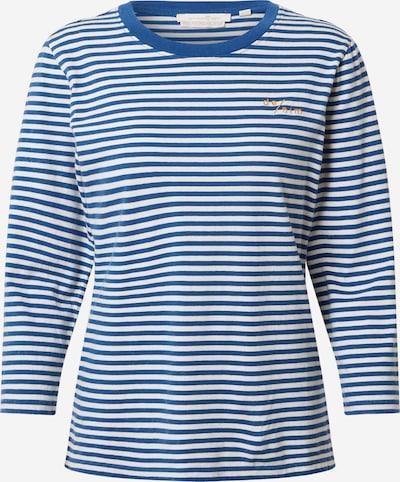 Marškinėliai iš TOM TAILOR DENIM, spalva – mėlyna / balta, Prekių apžvalga
