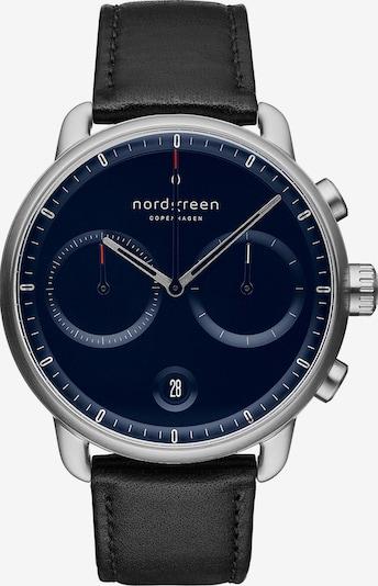 Nordgreen Nordgreen Herren-Uhren Analog Quarz ' ' in blau, Produktansicht