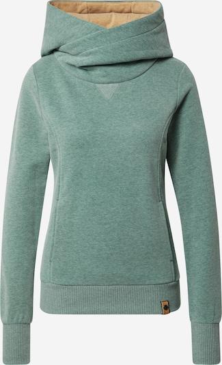Fli Papigu Sweatshirt in mottled green, Item view