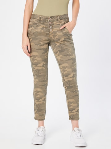 Cream Jeans 'Penora' in Groen